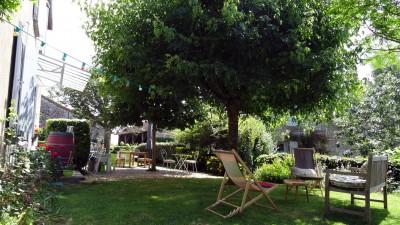 Jardin de la Maison Vari